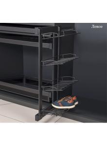 Полиця бокова для взуття 4-рівнева ліва S-6821