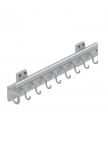 Тримач для ременів лівий, алюміній S-6541
