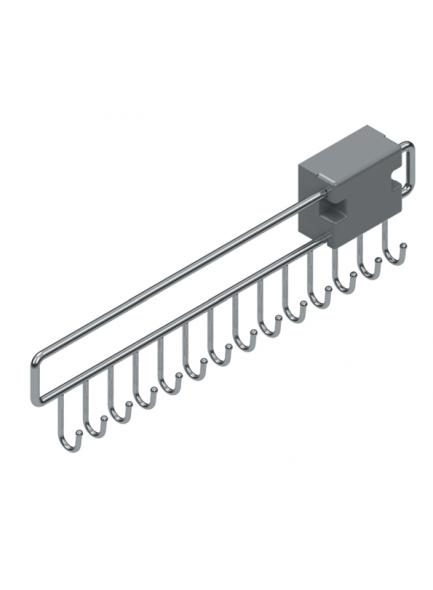 Тримач для ременів, хром S-6053