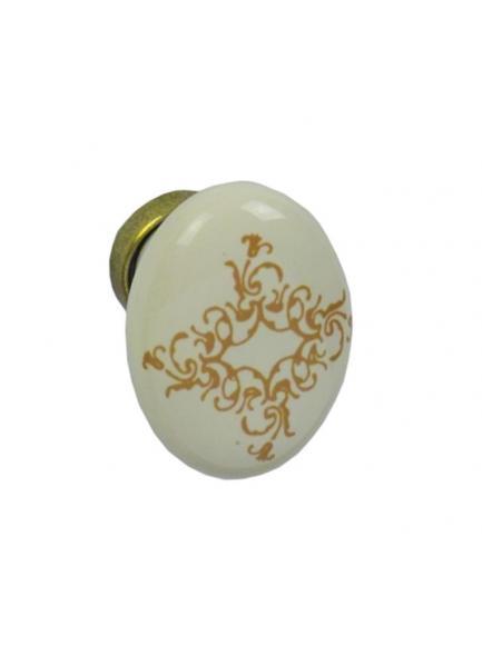 Ручка меблева Giusti РГ 14, кнопка