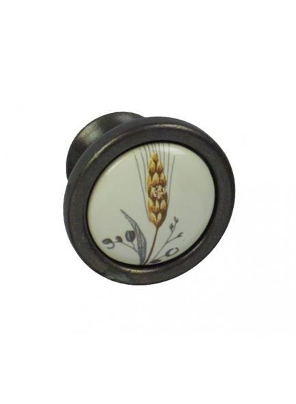 Ручка меблева Giusti РГ 21, кнопка