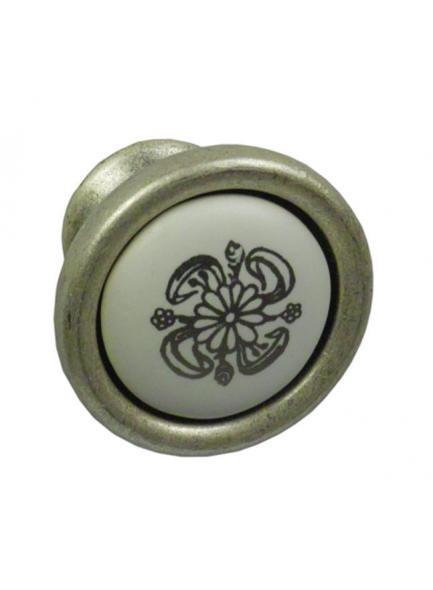 Ручка меблева Giusti РГ 25, кнопка