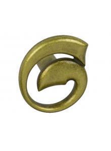 Ручка меблева Giusti РГ 216, кнопка