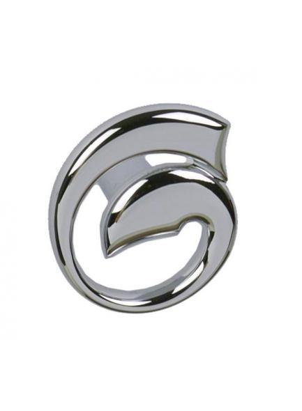 Ручка меблева Giusti РГ 252, кнопка