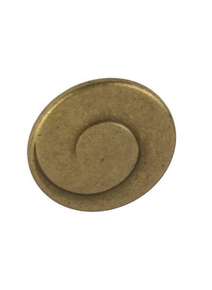 Ручка меблева Giusti РГ 299, кнопка