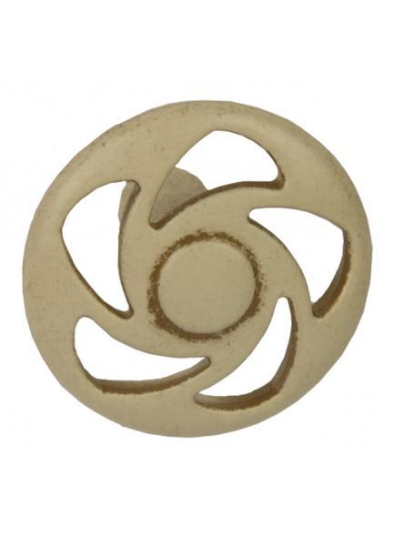 Ручка меблева Giusti РГ 456, кнопка