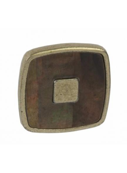 Ручка меблева Giusti РГ 512, кнопка
